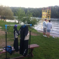 Photo taken at Flyboard by Natalia L. on 8/17/2013