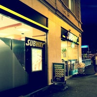 Photo taken at Subway by Sascha T. on 11/22/2012