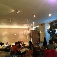 Photo taken at Mistral Café Restaurant by Fedor F. on 1/6/2013