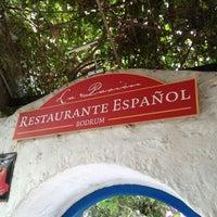 Photo taken at La Pasion Restaurant by Özhan G. on 8/6/2013