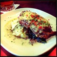 Photo taken at Terrapin Restaurant, Bistro & Bar by Christafari B. on 12/29/2012