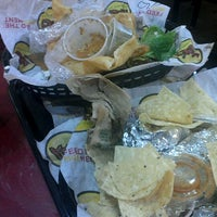 Photo taken at Moe's Southwest Grill by Javier B. on 12/2/2012