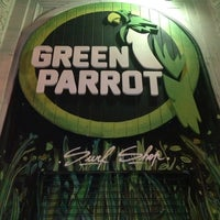 Photo taken at Green Parrot Ride Bar & Shop by Mauro R. on 8/24/2013