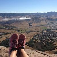 Photo taken at Bishop Peak (The Summit) by Sarah S. on 6/18/2013