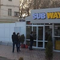 Photo taken at Subway Restaurant by Saidi L. on 2/11/2013