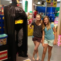 Photo taken at Lego Store by Mark O. on 8/7/2013