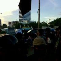 Photo taken at Hotel pengayoman by Wardian W. on 12/10/2012