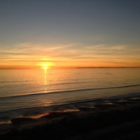 Photo taken at Palm Beach Park - Poche Beach by Brittany C. on 1/22/2013
