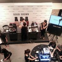 Photo taken at Bobbi Brown Pop-up store by Sora J. on 8/3/2013