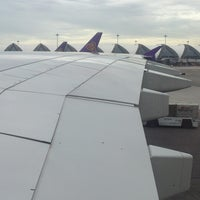 Photo taken at Thai Airways Flight TG 676 BKK-NRT by Nopadol N. on 7/21/2013
