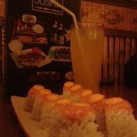 Photo taken at Osaka Sushi by Mila K. on 4/29/2014