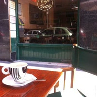 Photo taken at Café Gritti by Luciru R. on 11/23/2012