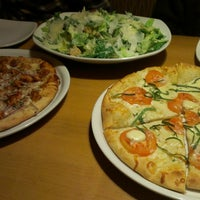 Photo taken at California Pizza Kitchen by Be C. on 2/15/2013