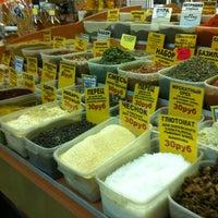 Снимок сделан в Лефортовский рынок пользователем Виктория Б. 1/31/2013
