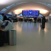 Photo taken at Lambert-St. Louis International Airport (STL) by John L. on 11/11/2012