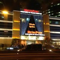 1/29/2013 tarihinde SALIHA Ö.ziyaretçi tarafından Metroport'de çekilen fotoğraf
