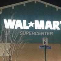 Снимок сделан в Walmart Supercenter пользователем James W. 11/24/2012