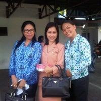 Photo taken at Kantor BKDD Kota Bitung by Ribka Anita K. on 11/29/2012