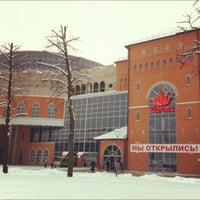 Снимок сделан в ТЦ «Замок» пользователем Yulia V. 12/21/2012