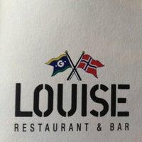 Das Foto wurde bei Louise Restaurant & Bar von Gerardo C. am 7/13/2013 aufgenommen