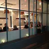 Photo taken at The Modern Pantry by Walter W. on 12/4/2012