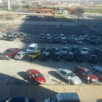 Photo taken at Kansas City Police Headquarters by Sharene W. on 11/12/2012