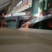 Photo taken at Terminal B by Alejandro E. on 2/20/2013