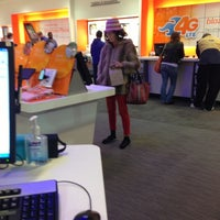 Photo taken at AT&T by Stephanie C. on 12/5/2012