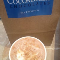 Photo taken at CocoaBella Chocolates by Beerblondie V. on 2/9/2013