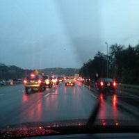 Photo taken at I-95 HOV Merge (The Merge) by Charlotte H. on 6/7/2013