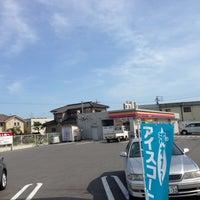Photo taken at サークルK 西尾下矢田店 by mirin 8. on 5/18/2013