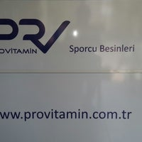 Photo taken at ProVitamin by Atakan P. on 5/24/2014