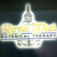Photo taken at Royal Thai Botanical Therapy @ USJ 1 by ell on 1/29/2013