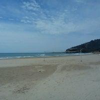 Photo taken at Playa De La Concha by Rebe P. on 5/20/2013