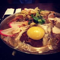 Photo taken at Boiling Point by Tiffany H. on 4/10/2013