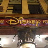 Photo taken at Disney store by _omars_ on 11/25/2012