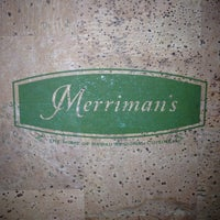 Photo taken at Merriman's by Parker S. on 3/4/2013