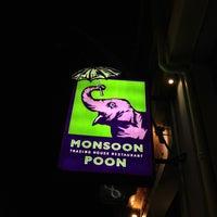 Photo taken at Monsoon Poon by David W. on 4/1/2013