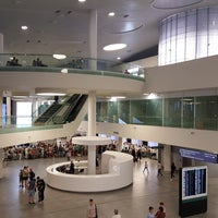 Photo taken at Terminal 1 by Максим К. on 7/29/2017
