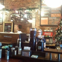 Photo taken at Spencer's Coffee by Kelly F. on 11/26/2012