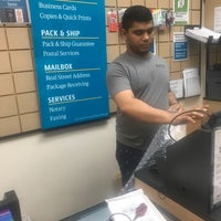 Photo taken at The UPS Store by Geraldine V. on 9/18/2018