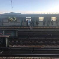 Photo taken at MTA Subway - 33rd St/Rawson St (7) by Geraldine V. on 10/12/2017
