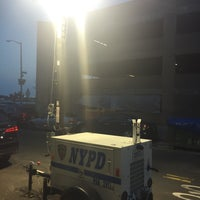 Photo taken at NYPD - 23rd Precinct by Geraldine V. on 4/30/2016