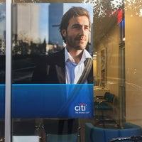 Photo taken at Citibank by Geraldine V. on 9/13/2016