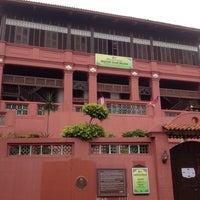 Photo taken at Melaka Islamic Museum by Peter C. on 10/5/2014