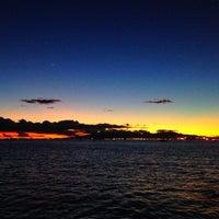 Photo taken at Mamala Bay by Makani C. on 7/6/2013