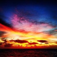 Photo taken at Mamala Bay by Makani C. on 12/21/2012
