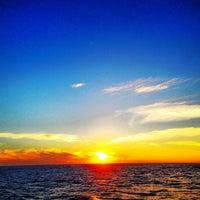 Photo taken at Mamala Bay by Makani C. on 12/23/2012