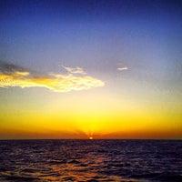 Photo taken at Mamala Bay by Makani C. on 12/27/2012