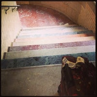 Photo taken at Scotsman Steps by Diliara on 3/9/2014